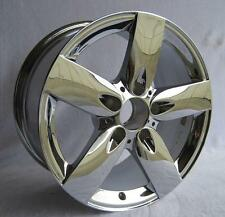 "16'' OEM wheels for Mercedes Benz SLK350 16X8"" 1 PIECE HOLLANDER 65406"