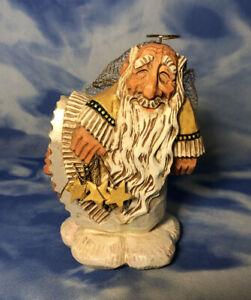 "7"" David Frykman ""All that Glitters"" Oldest Angel Man Figurine DF3274 1997 RGUC"
