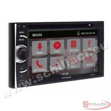 Macrom M-DVD4000 autoradio 2 DIN DVD USB bluetooth