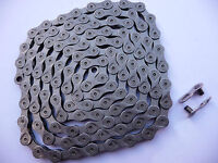 KMC X9-73 GREY Bicycle Chain 9 Speed MTB Road Bike Hybrid Cyclocross X9 loose