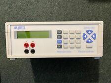 Martel Millennium Series M2000A Lab Standard Voltage/Current Bench Calibrator