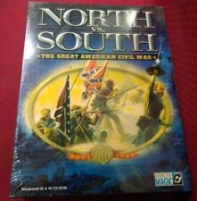 North vs. South: The Great American Civil War PC Big Box ✰NEU✰