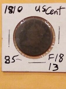 1810 Large One Cent