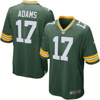 Brand New 2020 NFL Nike Green Bay Packers Davante Adams Game Edition Jersey NWT