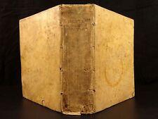 1656 Matthiae Theatrum Historicum Assyria Babylon Persia Greek Medes ELZEVIER