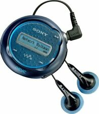 Sony NW-E105PS Network Walkman 512 MB Digital Music Player - Blue