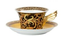 """VERSACE BY ROSENTHAL, GERMANY  """"BAROCCO"""" TEA CUP AND SAUCER. STUNNING!"""