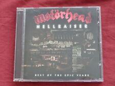 Motörhead - HELLRAISER - Picture Disc CD aus Heavy Metal Sammlung - A005