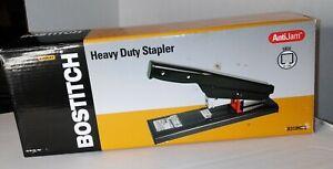 Stanley Bostitch AntiJam Heavy-Duty Stapler 130-Sheet Capacity Black B310HDS