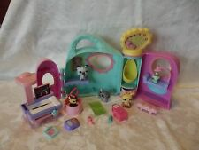 Littlest Pet Shop Get Better Center with X Ray Machine 5 Pets Accessories