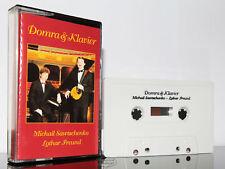 Domra & pianoforte Mikhail sawtschenko Lothar amico 12 titolo MC CASSETTA CASSETTE