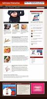 GALLSTONE ADVICE WEBSITE WITH UK AFFILIATES & BANNERS + FREE DOMAIN