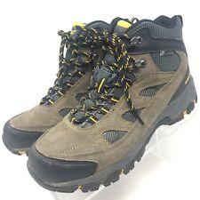 Men's HI-TEC LOGAN WATERPROOF Size 8 M Hiking Boots