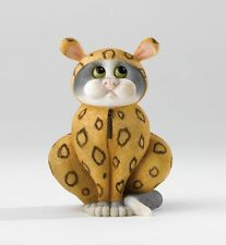 Comic & Curious Cats Cat Figurine NEW in BOX  24059