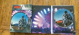 PINK FLOYD IN CONCERT 'Delicate Sound Of Thunder' Music DVD Audio PAL Reg 0 WW