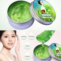 30g Aloe Vera Gel 100% Pure Natural Organic Skin Care Face Body Moisturisers