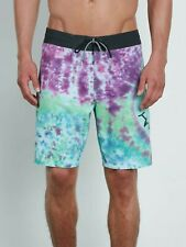 VOLCOM Men's Board Shorts CHILL OUT STONEY - MLT - Size 34 - NWT