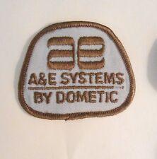 "A & E Systems Patch - 2 1/2"" x 2""  - vintage"