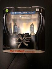 *NEW* SYLVANIA H11B SilverStar zXe Headlight Bulb (H11BSZ.PB2)