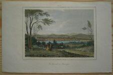 1840 print SANTIAGO DE CHILE (#12)