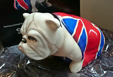 Royal Doulton Jack the Bulldog Figurine from James Bond Movie SPECTRE DD 007