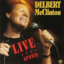 Delbert McClinton - Live From Austin [CD]