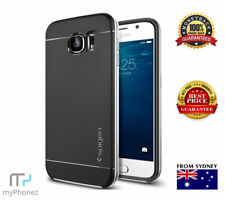 Galaxy S8 Case Spigen Neo Hybrid Cover - Gunmetal