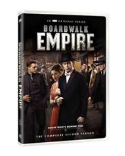 Boardwalk Empire: Season 2 (DVD, 4-Disc Set) W/ Kelly Macdonald, Michael Shannon