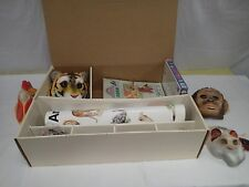 Lakeshore All About Animals Homeschool Educational HUGE Learning Kit Masks Cards