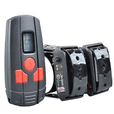 Aetertek 211D Remote Shock Collar 2 Small Dog Control Training Rechargeable