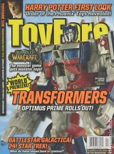 Toyfare Toy Magazine Issue #116 (APR 2007)