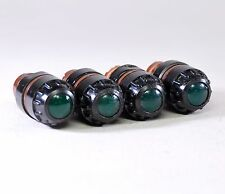 10x Russian Instrument Panel Lights Pilot Dash Indicator Lamp GREEN