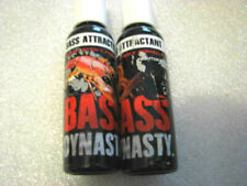 New listing Bass Dynasty Extra Sticky Bass Attractant 1.75oz - Night Crawler and Crayfish