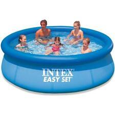 Intex 28110 piscina easy gonfiabile 244x76 piscina fuoriterra autoportante giard