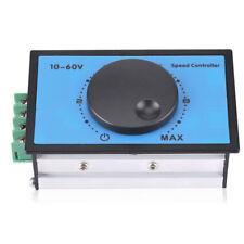 20A 10-60V 12V 24V 36V 48V PWM DC Motor Speed Controller Drehzahlregler Schalter