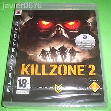 KILLZONE 2 NUEVO Y PRECINTADO PAL ESPAÑA PLAYSTATION 3 PS3