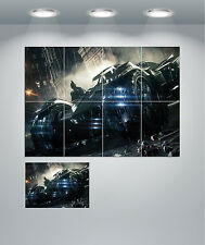Batman The Dark Knight Batmobile Giant Wall Art poster Print