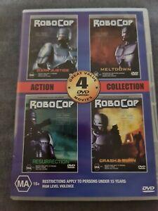 Robocop Prime Directives DVD Movie Collection