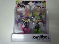 Nintendo amiibo Splatoon Shio Colors [tilt / firefly] Callie Marie (Aori Hotaru)