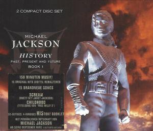Michael Jackson - HIStory - Past, Present And Future - Book I (CD, Comp, Ltd, RM