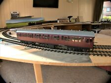 More details for darsted o gauge unlined crimson coach non corridor