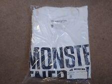 Monster Energy team gear promo Tee T Shirt XXL 100% Cotton Official