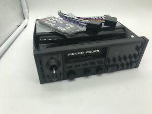 HOLDEN VK BROCK USB RETRO MICROCOMMAND RADIO PLAYER REMOTE HDT DUMMY FACE