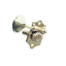 Grover - Original Sta-tite Horizontal Guitar Tuners - Nickel H97-18NA (Nickel)