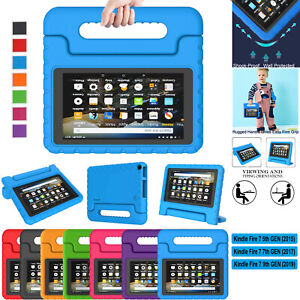 Kids Shockproof Easy Grip Case Cover EVA Foam Stand For Kindle 7 8 plus 2020