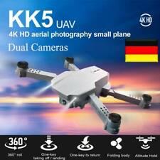 Faltbar Drohne Mit 4K HD Kamera Mini Selfie 2.4G WIFI FPV Quadrocopter Drone DE