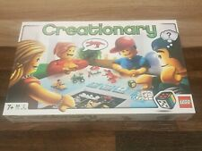 LEGO Games Creationary (3844) Brand New Factory Sealed Ideal Present