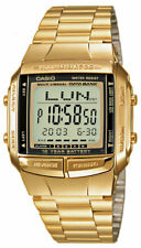 Casio reloj digital-reloj pulsera db-360gn-9aef caballeros Golden