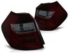LED REAR TAIL LIGHTS LDBM83 BMW 1 SERIES E87 E81 2004 2005 2006 2007 RED SMOKE