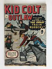 Kid Colt Outlaw #103 | Marvel Comics 1962